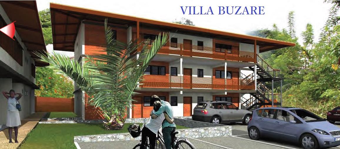 Villa Buzare - D U00e9fiscalisation Guyane